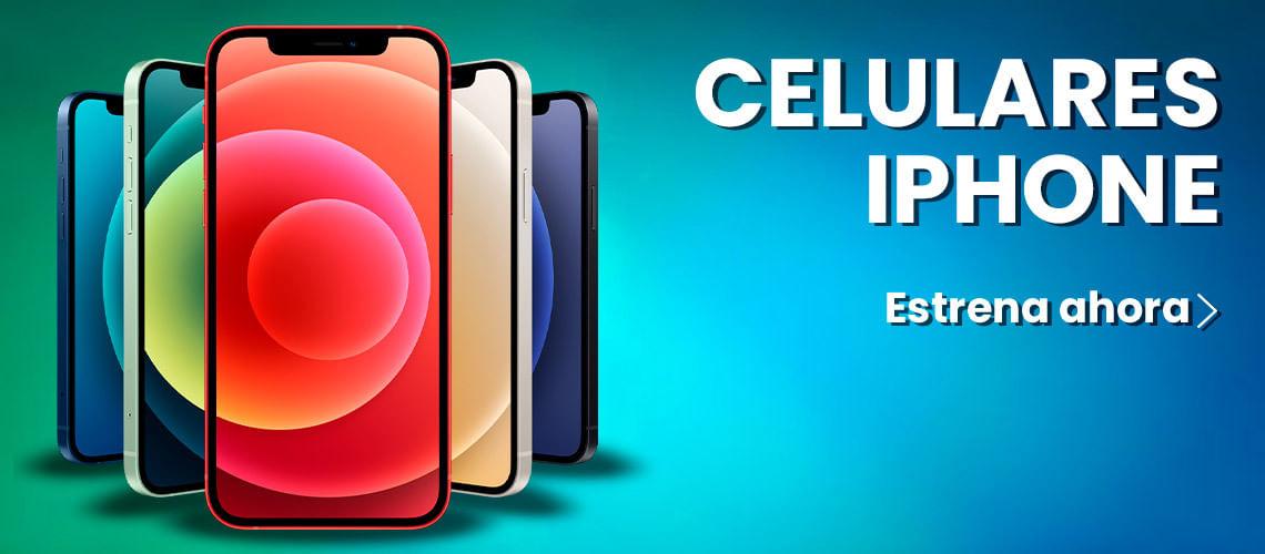 Encuentra una gran variedad de celulares y encuentra el que tenga las características ideales para ti