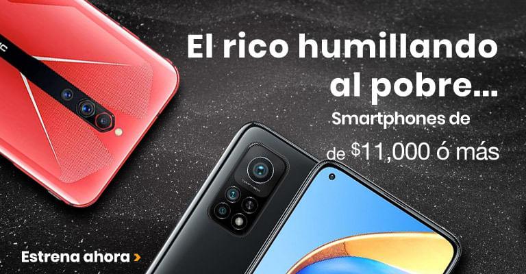 Aquí podrás encontrar los mejores celulares