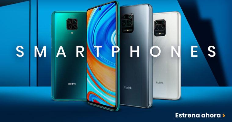 Encuentra una gran variedad de celulares Xiaomi y encuentra el que tenga las características ideales para ti