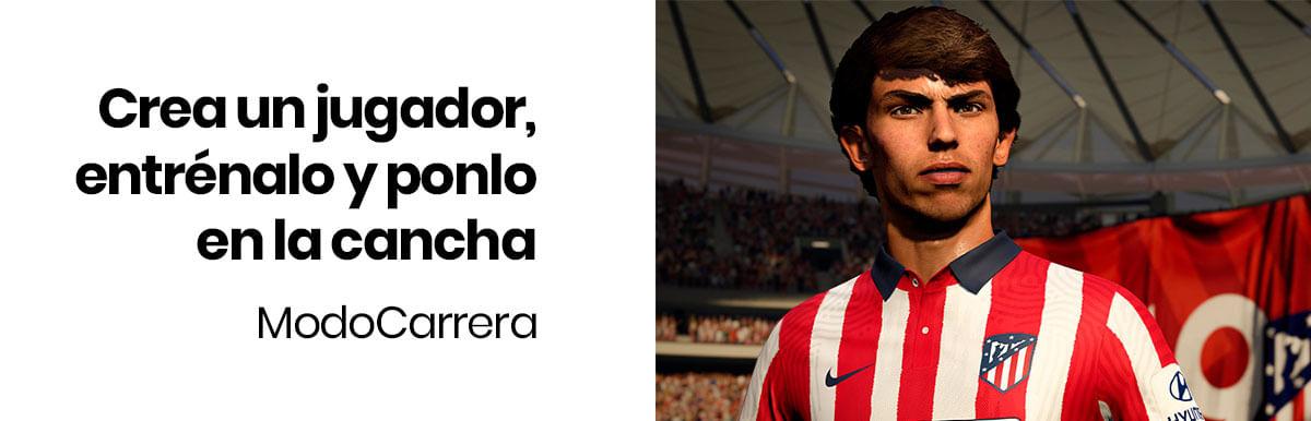 El Videojuego Fifa 21 te dará la oportunidad de comenzar tu carrera como un joven promesa para este deporte, tienes la oportunidad de llegar a ser una estrella de talla mundial