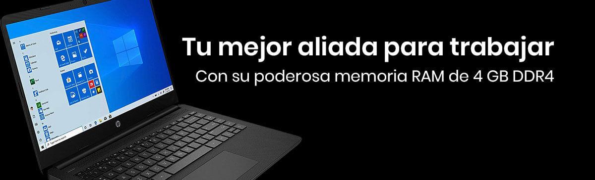 La Laptop HP 14