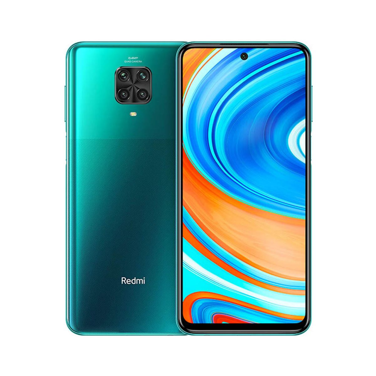 note9pro128-green