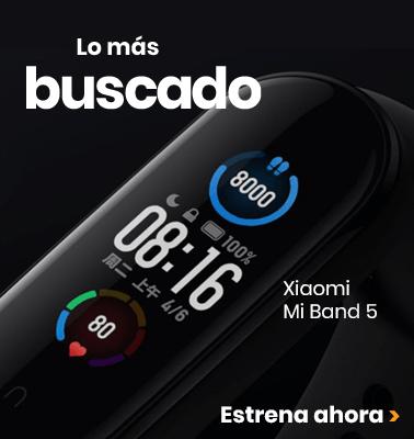 Lo más búscado de Xiaomi México