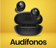 Aquí podrás encontrar los mejores audifonos Realme