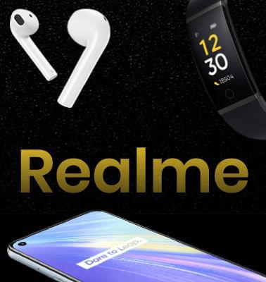Encuentra una gran variedad de productos Realme